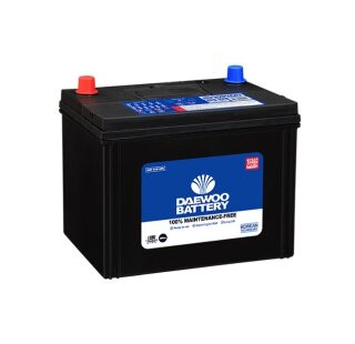 Daewoo-DLS85-Maintenance-Free-Battery-1-Year