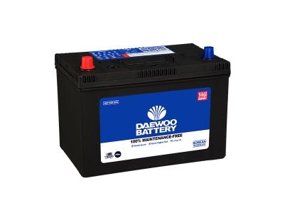 Daewoo DRS120 -Maintenance-Free Battery - 1 Year Warranty