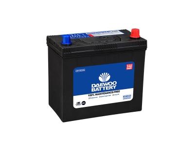 Daewoo DRS65 - Maintenance-Free Battery - 1 Year Warranty