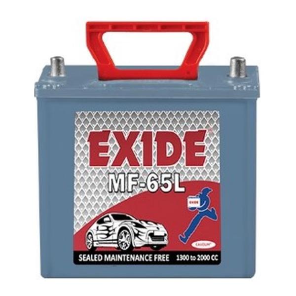 Exide MF 65 L _12_VOLTS_13_PLATES_48_AH_EXIDE_BATTERY_mf battery _BEST_PRICE_BATTERYUSTAD_ISLAMABAD_RAWALPINDI_LAHORE_MULTAN_FAISLABAD_FSD_ISB_LHR, Exide battery in isb, Exide battery in Islamabad, Exide battery in Rawalpindi, Exide battery in multan, Exide battery in Lahore, Exide battery in lhr, Exide battery in fsd, Exide battery in faislabad, Exide battery in vehari , battery in isb, battery in lhr, battery in Lahore, battery in fsd, battery in faislamabad, battery in multan, battery in Islamabad, battery in Rawalpindi, battery in vehari, free home delivery, online order,mehran battery, alto battery, suzuki battery, car battery