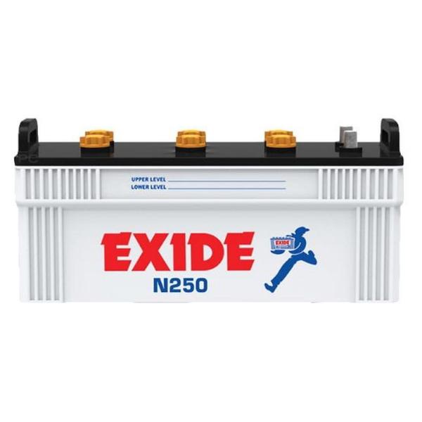 Exide N 250 buy online Battery Ustad, exide battery , exide 31 plates , exide 200 ah battery , generator battery , exide battery in islamabad , exide battery in lahore , exide batery in fsd