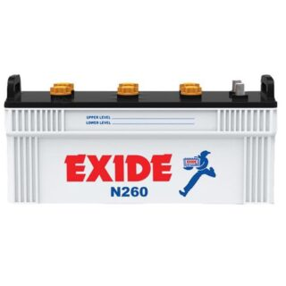 Exide N 260 buy online Battery Ustad