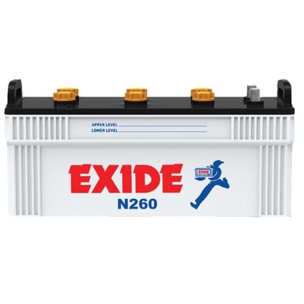 Exide N 260 buy online Battery Ustad