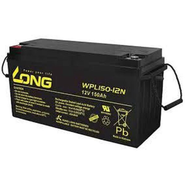 Long 12V 150AH battery buy online Battery Ustad