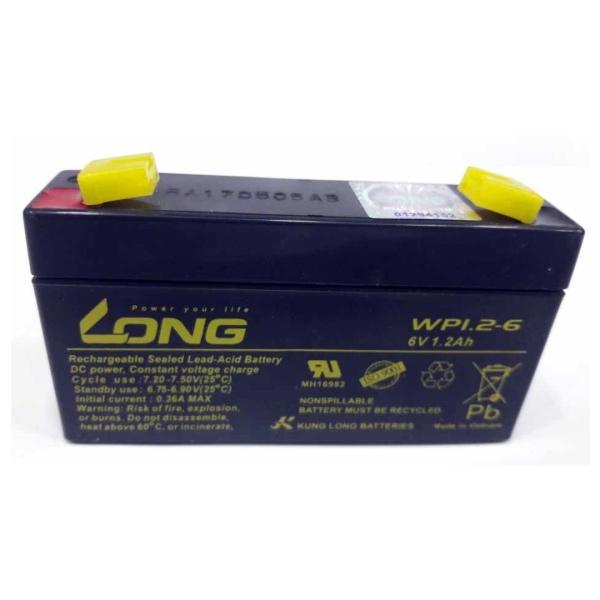 Long 6V 1.2AH battery buy online Battery Ustad