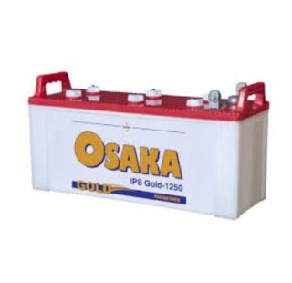 Osaka Battery IPS Gold-1250 (Gold Series)-06 month Warranty