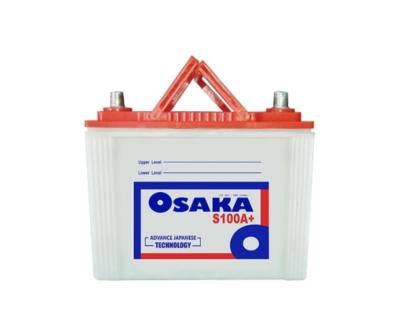Osaka-Battery-S100ASilver-Series