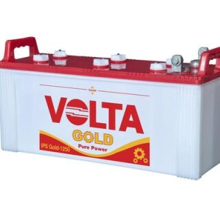 Volta Battery IPS Gold-1250 - 06 month Warranty