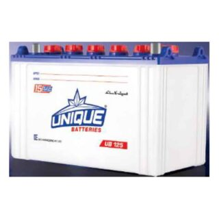 Buy Unique UB 125 Battery Online Battery Ustad