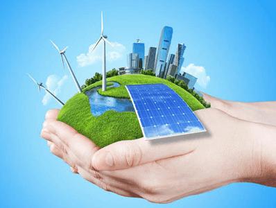 Renewble Energy by Battery Ustad