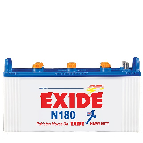 N180_12_VOLTS_21_PLATES_136_AH_EXIDE_BATTERY_LEAD_ACID_BEST_PRICE_BATTERYUSTAD_ISLAMABAD_RAWALPINDI_LAHORE_MULTAN_FAISLABAD_FSD_ISB_LHR,Exide battery in isb, Exide battery in Islamabad, Exide battery in Rawalpindi, Exide battery in multan, Exide battery in Lahore, Exide battery in lhr, Exide battery in fsd, Exide battery in faislabad, Exide battery in vehari , battery in isb, battery in lhr, battery in Lahore, battery in fsd, battery in faislamabad, battery in multan, battery in Islamabad, battery in Rawalpindi, battery in vehari, free home delivery, online order,ups batteries, inverter batteries,solar panel batteries, exide 180