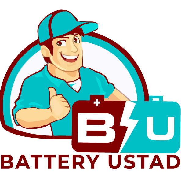 Battery Ustad Logo - Car and Solar Pannel Battery Dealer in Rawalpindi Islamabad