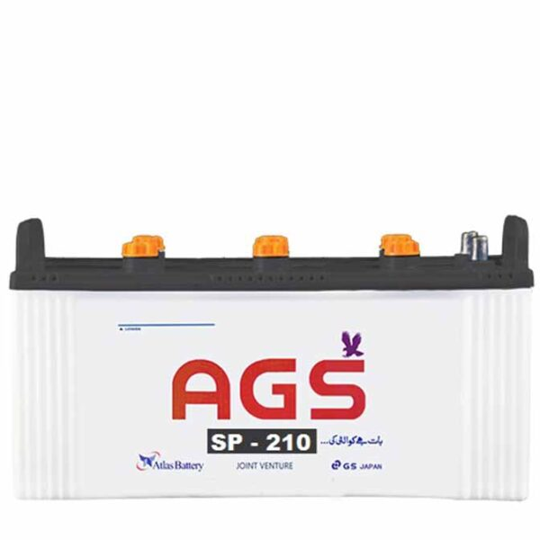 SP 210 150 AH 23 plates AGS BATTERY BEST PRICE Battery PAKISTAN, AGS SP 210 , 12 VOLTS 23 PLATES 150 Ah , BEST PRICE , ags sp 210, ags battery in lahore, ags 210, sp 210 , ags sp 210 in islamabad , ags sp 210 in wapda town lahore , ags 210 in bahria town lahore , ags sp 210 in islamabad , ags sp 210 in Karachi, best price, ags sp 210 price, online order, free installation, free delivery,